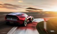 アルファロメオの未来がここに。次世代スポーツ「TZ 4」を大予想! - Alfa-Romeo-TZ4-3