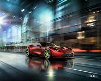 アルファロメオの未来がここに。次世代スポーツ「TZ 4」を大予想! - Alfa-Romeo-TZ4-5