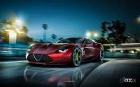 アルファロメオの未来がここに。次世代スポーツ「TZ 4」を大予想! - Alfa-Romeo-TZ4-8