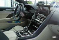 BMW 8シリーズ カブリオレ改良型を初キャッチ。新インフォテイメントディスプレイを採用か? - BMW 8 Series Convertible facelift 1