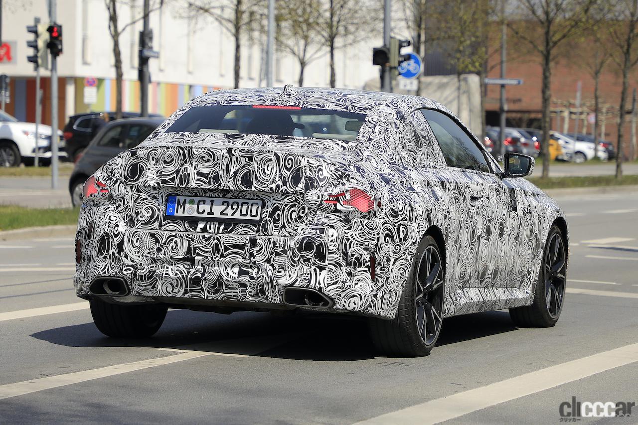 「筋肉質のボディ見えた! BMW 2シリーズこれが最終デザインだ」の7枚目の画像