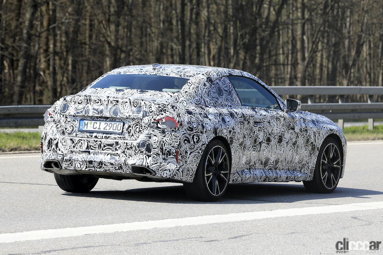 「筋肉質のボディ見えた! BMW 2シリーズこれが最終デザインだ」の13枚目の画像