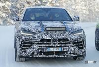アイスバーンを豪快に走破! ランボルギーニ・ウルス「EVO」市販型の力強いトルクを見よ【動画】 - Lamborghini Urus Evo 18