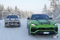 アイスバーンを豪快に走破! ランボルギーニ・ウルス「EVO」市販型の力強いトルクを見よ【動画】 - Lamborghini Urus Evo 19