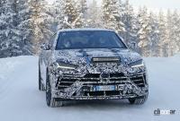 アイスバーンを豪快に走破! ランボルギーニ・ウルス「EVO」市販型の力強いトルクを見よ【動画】 - Lamborghini Urus Evo 20