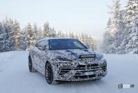 アイスバーンを豪快に走破! ランボルギーニ・ウルス「EVO」市販型の力強いトルクを見よ【動画】 - Lamborghini Urus Evo 21