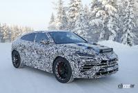 アイスバーンを豪快に走破! ランボルギーニ・ウルス「EVO」市販型の力強いトルクを見よ【動画】 - Lamborghini Urus Evo 23