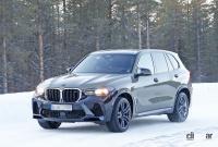 BMW X5最強モデル「X5M」改良型、自立型デジタルインストルメントクラスタ採用! - BMW X5 M facelift 1