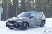 BMW X5最強モデル「X5M」改良型、自立型デジタルインストルメントクラスタ採用! - BMW X5 M facelift 2