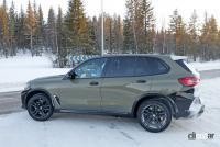 BMW X5最強モデル「X5M」改良型、自立型デジタルインストルメントクラスタ採用! - BMW X5 M facelift 6