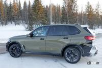 BMW X5最強モデル「X5M」改良型、自立型デジタルインストルメントクラスタ採用! - BMW X5 M facelift 8