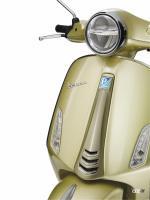 昭和に大流行したイタリア製スクーター「ベスパ」が生誕75周年! 1940年代の流行色をまとった特別仕様車2モデルが登場 - Vespa Primavera_75_Scudo-52460