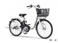 アクティブ・シニアがターゲット、軽量化とアシスト力が向上したヤマハの電動アシスト付自転車「PAS SION-U」が登場 - YAMAHA_PAS_SION-U_20210517_4