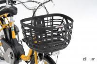 アクティブ・シニアがターゲット、軽量化とアシスト力が向上したヤマハの電動アシスト付自転車「PAS SION-U」が登場 - YAMAHA_PAS_SION-U_20210517_5