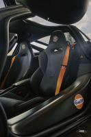 ガルフ・オイルとのパートナーシップで生まれたマクラーレン720Sのビスポークを披露 - Gulf McLaren 720S photographed at McLaren Technology Centre- Woking UK - March 2021