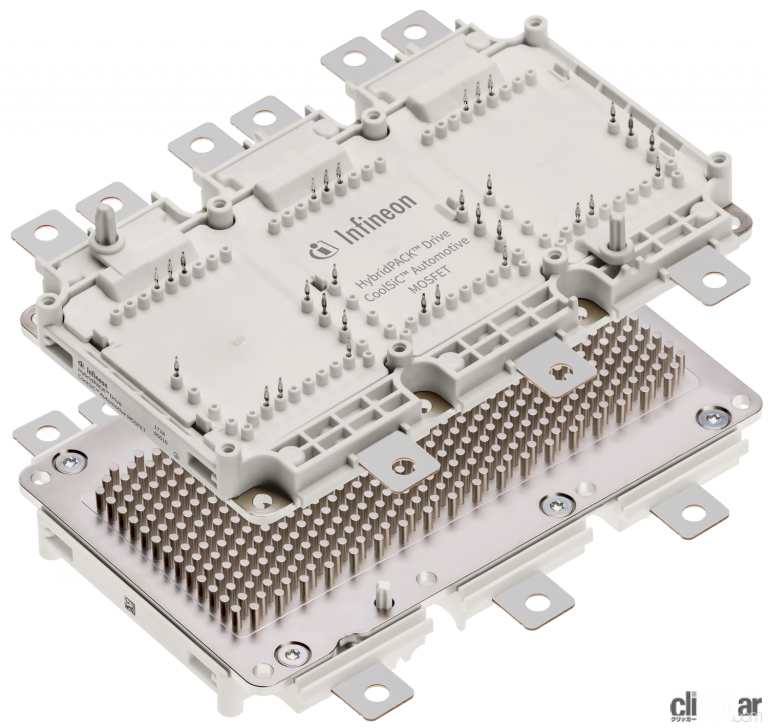 infineon HybridPACK Drive CoolSiC