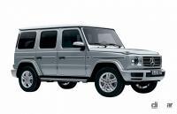 待望のベンツGクラス「G 400 d」が登場! 「G 350 d」よりも85ps/100Nm向上し、価格は38万円高 - Mercedes_Benz_G400d_20210519_1