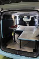 日産がNV350キャラバン/NV200バネット/セレナをベースとした車中泊仕様を出展【ジャパンキャンピングカーショー2021】 - NISSAN_campingcar_20210521_1