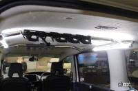 日産がNV350キャラバン/NV200バネット/セレナをベースとした車中泊仕様を出展【ジャパンキャンピングカーショー2021】 - NISSAN_campingcar_20210521_4
