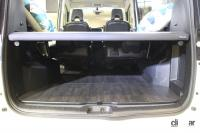 日産がNV350キャラバン/NV200バネット/セレナをベースとした車中泊仕様を出展【ジャパンキャンピングカーショー2021】 - NISSAN_campingcar_20210521_5