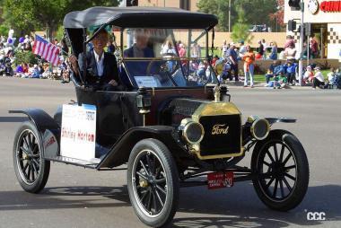 1911年T型フォード(C)Creative Commons