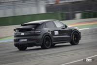 6月下旬デビューへ! ポルシェ カイエン新高性能グレード、プロトタイプを公式リーク【動画】 - Porsche-Cayenne-Turbo-Walter-01