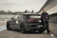 6月下旬デビューへ! ポルシェ カイエン新高性能グレード、プロトタイプを公式リーク【動画】 - Porsche-Cayenne-Turbo-Walter-03