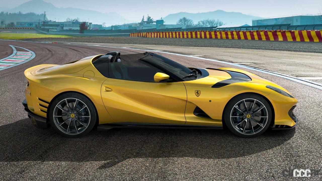 「フェラーリが史上最強V12エンジンを開発中か? 搭載されるモデルを大予想」の3枚目の画像
