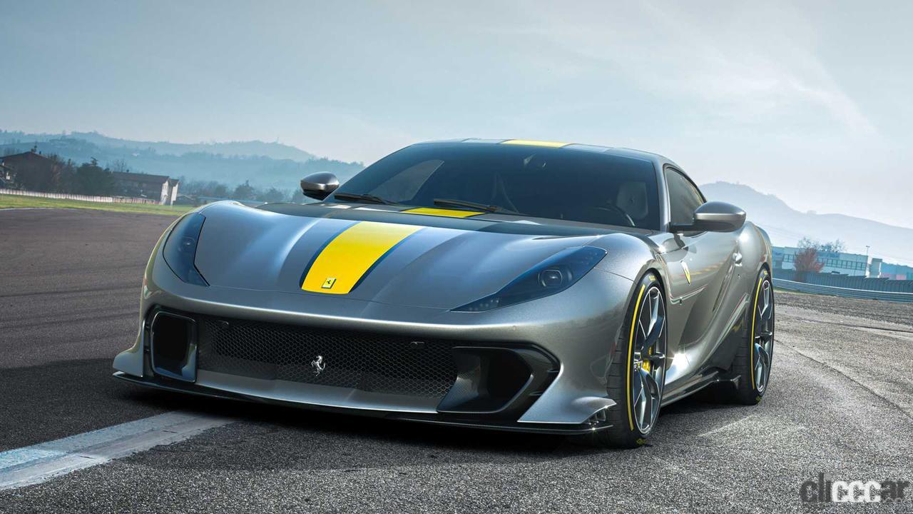 「フェラーリが史上最強V12エンジンを開発中か? 搭載されるモデルを大予想」の5枚目の画像