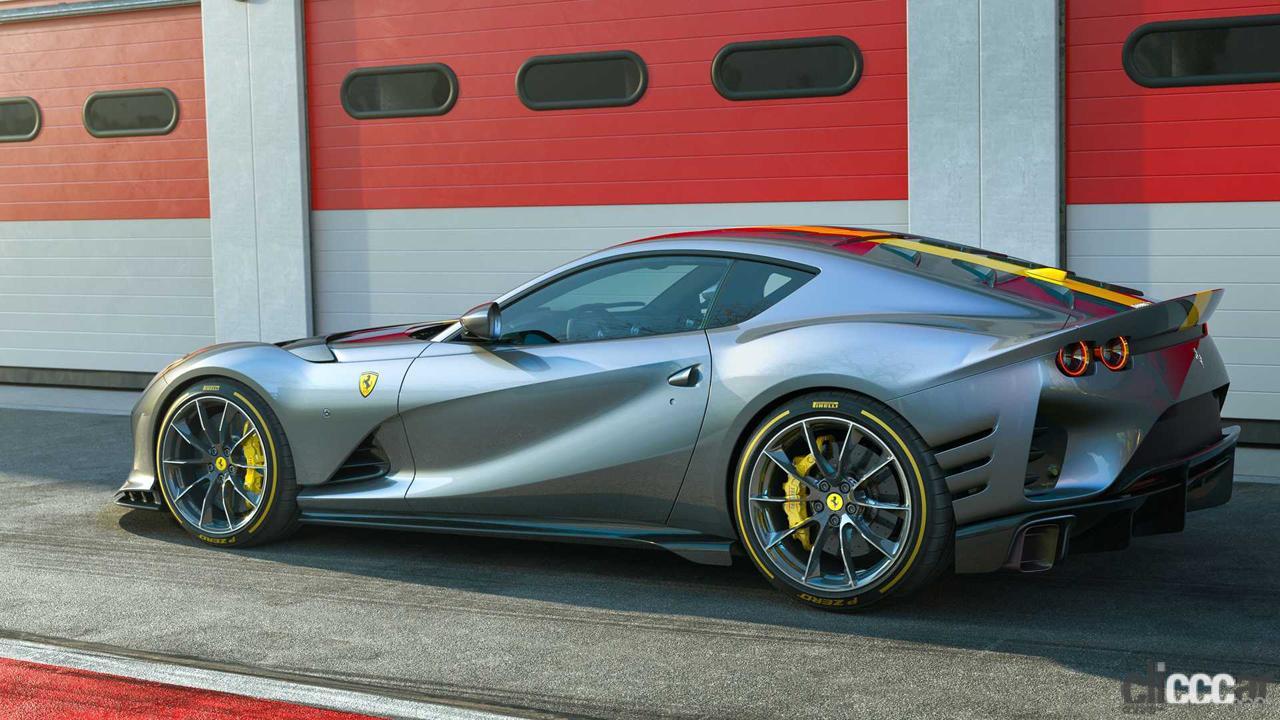 「フェラーリが史上最強V12エンジンを開発中か? 搭載されるモデルを大予想」の6枚目の画像