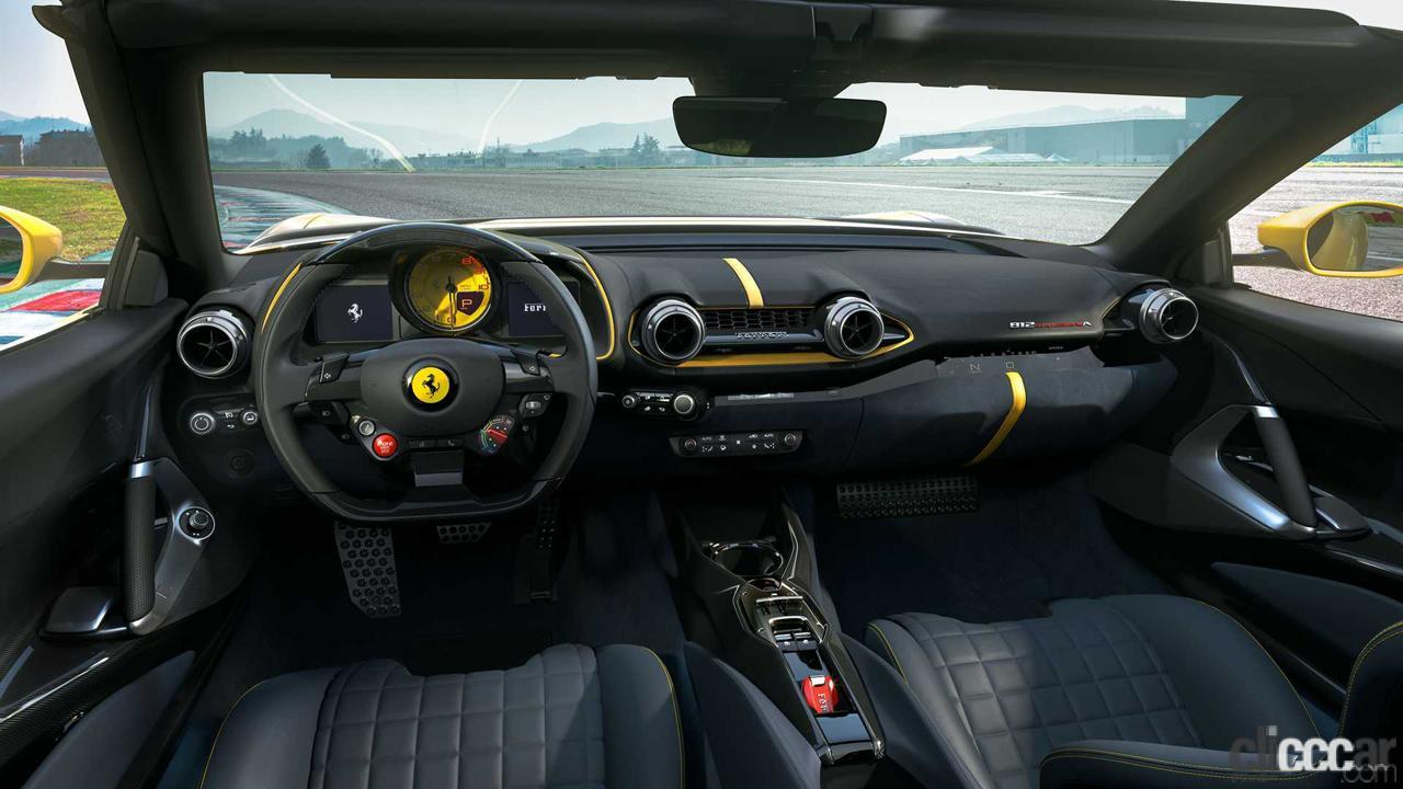「フェラーリが史上最強V12エンジンを開発中か? 搭載されるモデルを大予想」の7枚目の画像