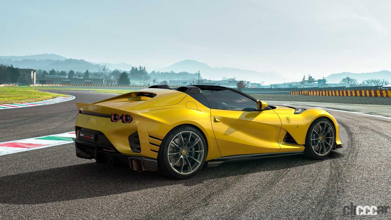「フェラーリが史上最強V12エンジンを開発中か? 搭載されるモデルを大予想」の8枚目の画像