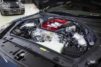 乃木坂46・齋藤飛鳥がドライブする日産「R35GT-R」ってどんなクルマ?【新曲MV「ごめんねFingers crossed」】 - 日産GT-R NISMO(2022年モデル)エンジン