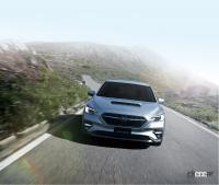 アイサイトVer.3搭載車の追突事故発生率0.06%!SUBARUレヴォーグが「JNCAP」で5つ星のファイブスター賞をトップの得点で獲得 - SUBARU_LEVORG_20210525_4