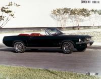 乃木坂46・遠藤さくらが爆走! フォード「マスタング コンバーチブル」ってどんなクルマ?【新曲MV「ごめんねFingers crossed」】 - 1967 Ford Mustang convertible