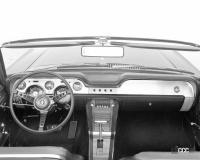 乃木坂46・遠藤さくらが爆走! フォード「マスタング コンバーチブル」ってどんなクルマ?【新曲MV「ごめんねFingers crossed」】 - 1967 M乃木坂46「ごめんねFingers crossed」MVのフォード・マスタング・コンバーチブルustang Instrument Panel