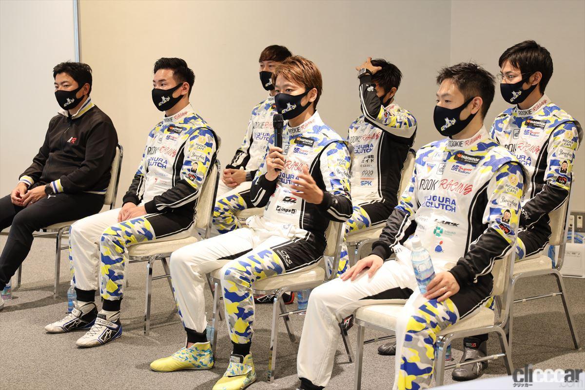 「水素エンジン、斯く戦えり。世界初の水素エンジンレーシングカーでトヨタの社長がレースを走った【スーパー耐久2021】」の33枚目の画像