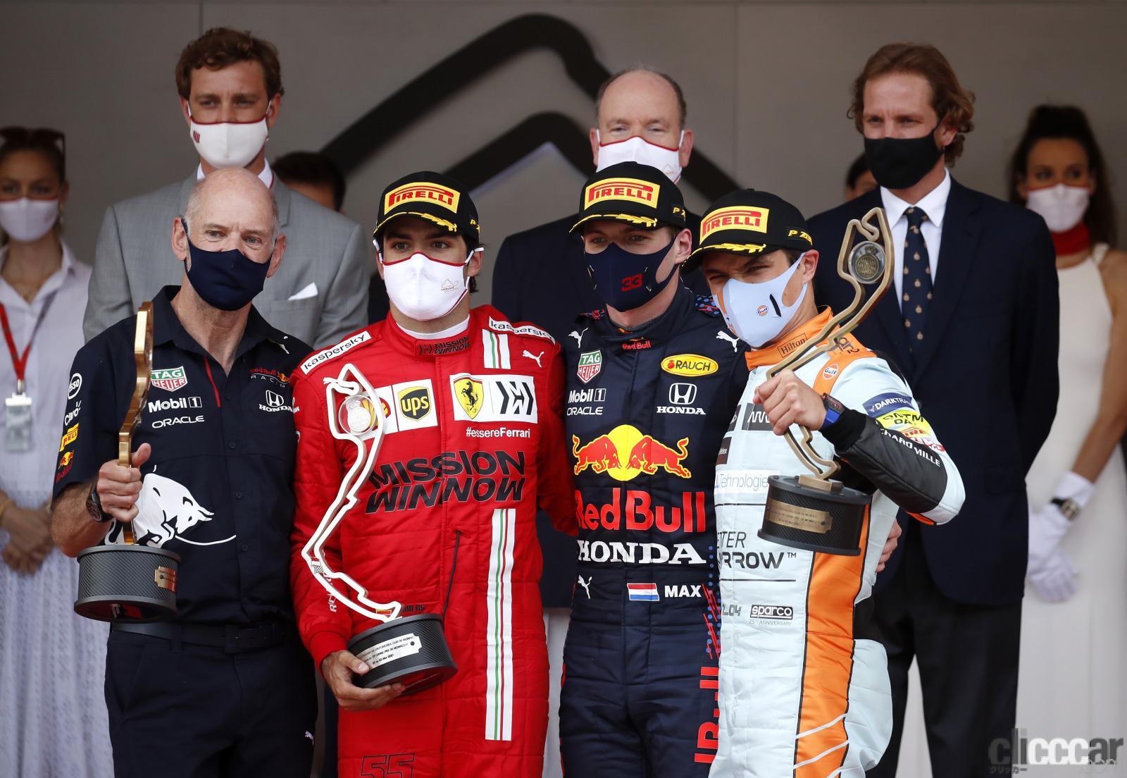「出産してもF1大好き!個人的モナコGPドライバー・オブ・ザ・デーは?【F1女子のんびりF1日記】」の9枚目の画像