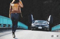 「歴史に残る、かも!?」美月千佳×BMW i8ロードスター【注目モデルでドライブデート!? Vol.86】 - mizuki_i8_24