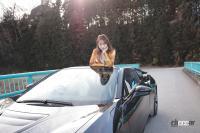 「歴史に残る、かも!?」美月千佳×BMW i8ロードスター【注目モデルでドライブデート!? Vol.86】 - mizuki_i8_28