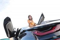 「歴史に残る、かも!?」美月千佳×BMW i8ロードスター【注目モデルでドライブデート!? Vol.86】 - mizuki_i8_29