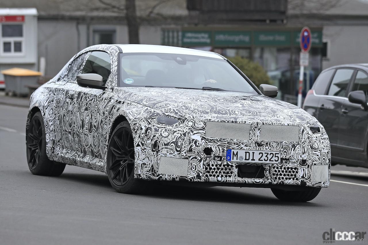 「BMW M2次期型、電化されない最後の「M」モデルか!?」の3枚目の画像