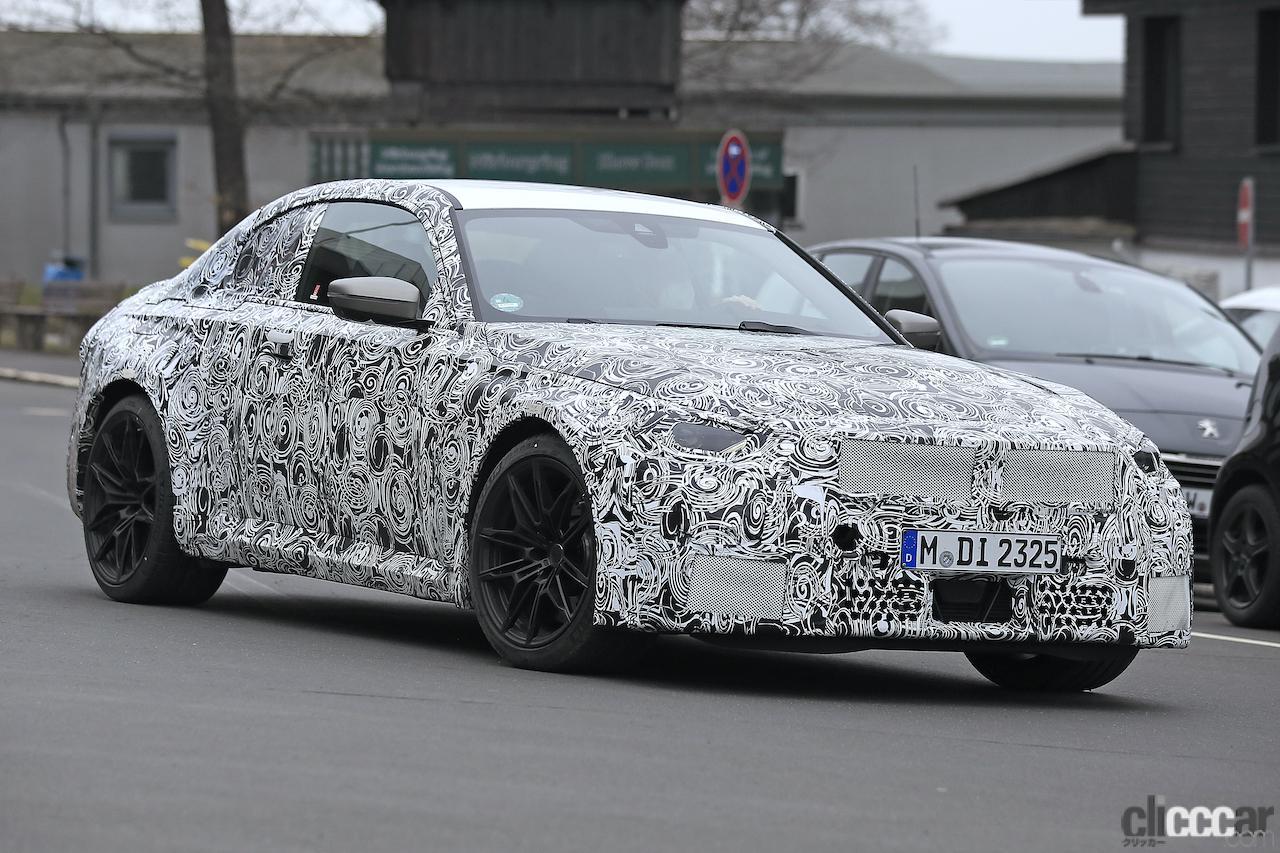 「BMW M2次期型、電化されない最後の「M」モデルか!?」の4枚目の画像