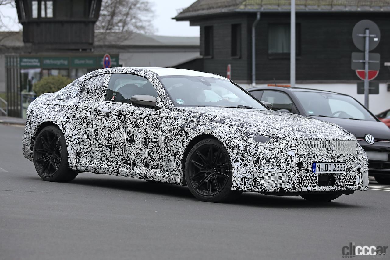 「BMW M2次期型、電化されない最後の「M」モデルか!?」の5枚目の画像