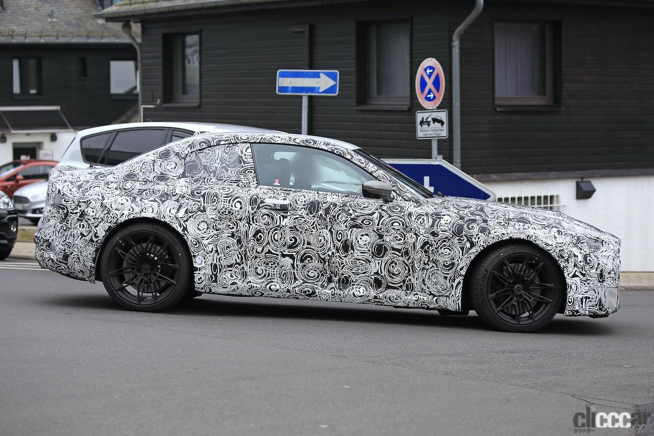 「BMW M2次期型、電化されない最後の「M」モデルか!?」の7枚目の画像