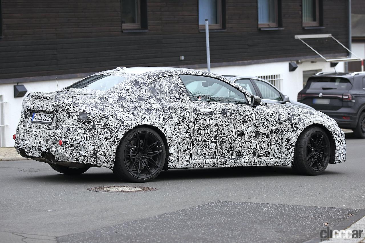 「BMW M2次期型、電化されない最後の「M」モデルか!?」の8枚目の画像
