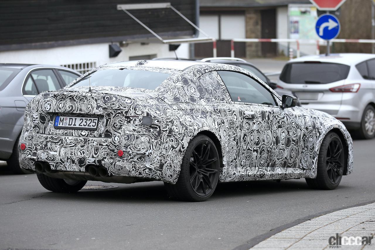 「BMW M2次期型、電化されない最後の「M」モデルか!?」の10枚目の画像