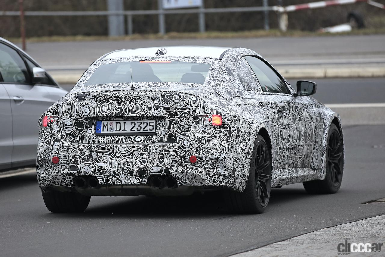 「BMW M2次期型、電化されない最後の「M」モデルか!?」の12枚目の画像