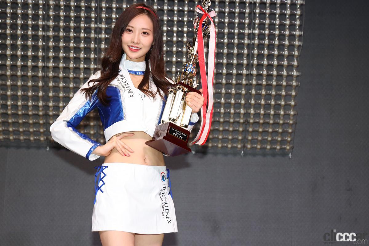 「日本レースクイーン大賞2021 新人部門のノミネート発表!」の4枚目の画像