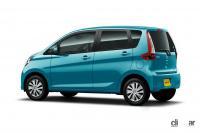 トヨタとスバルがEV共同開発に合意。日産/三菱の合弁会社から日産デイズがデビュー!【今日は何の日?6月6日】 - 2013年発売のデイズ(Rear View)